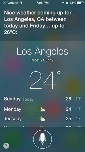 how to use siri on the iphone 5