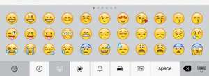 how to get emojis on the ipad in ios 7