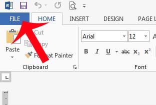 How To Print A Background Color In Word 2013