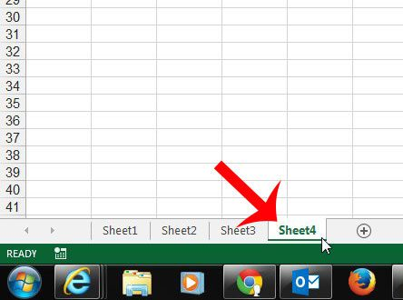 How to Delete a Worksheet Tab in Excel 2013 - Solve Your Tech