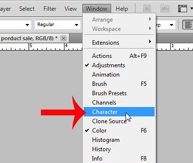 how to edit text in pdf photoshop