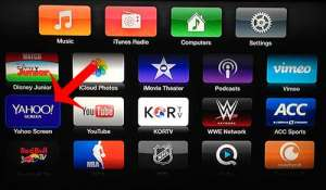 How to Watch Yahoo Screen on an Apple TV