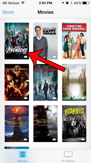 How to Turn On Subtitles for an iTunes Movie on Your iPhone