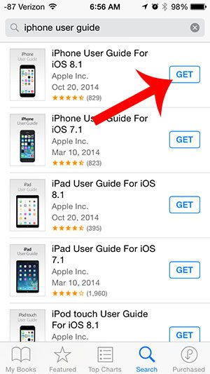 How to Get the iPhone User Guide - Solve Your Tech