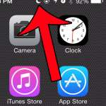 check for the moon icon at the top of the screen