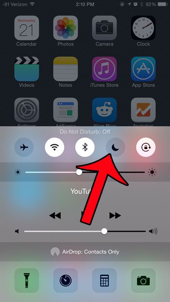 how to get rid of the voicemail icon on phone