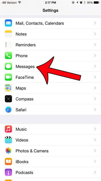 How to Remove the Subject Line in Messages on the iPhone