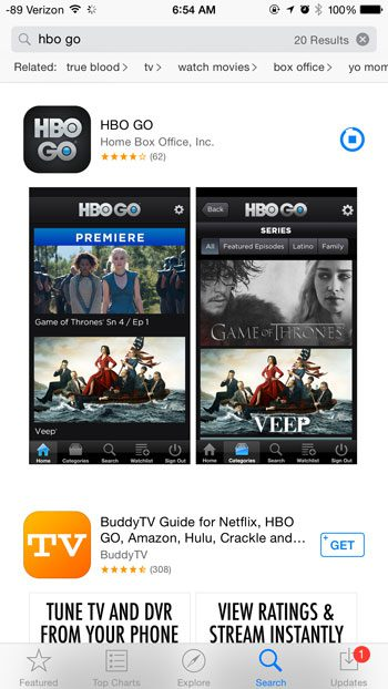 How to Set Up HBO Go on an iPhone - Solve Your Tech