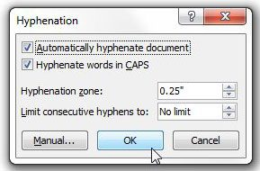 How To Enable Hyphenation In Word 2010 Solve Your Tech