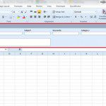 smaller excel document panel