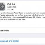 how to get the ios 8.4 update