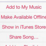 how to download a song in apple music