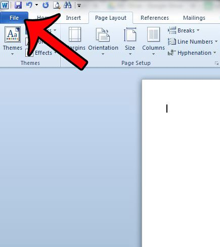 How To Save A Document As A Template In Word 2010 Solve Your Tech