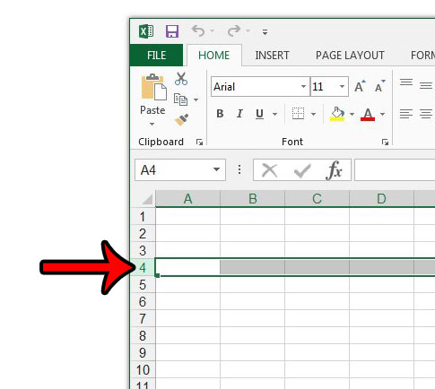 How to Freeze Multiple Rows in Excel 2013 - Solve Your Tech