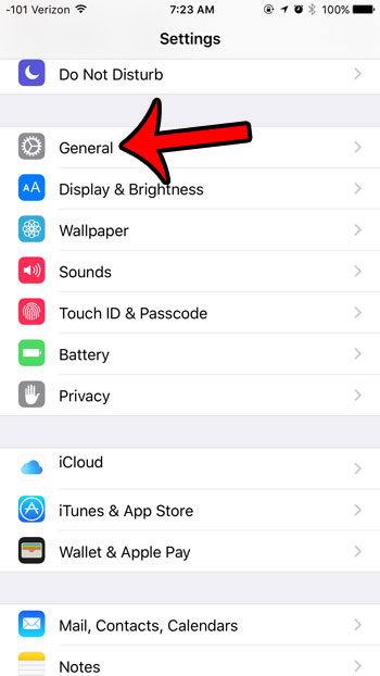 How to delete personal hotspot from iphone 6