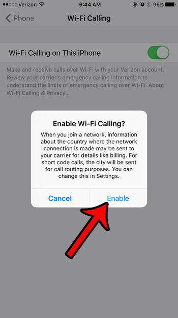 How to Enable Wi-Fi Calling on an iPhone 6 - Solve Your Tech