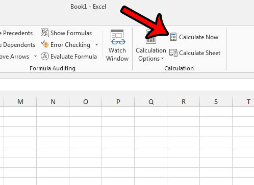 Excel 2013 Formulas Not Working - Solve Your Tech