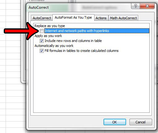 break automatic links in excel 2013
