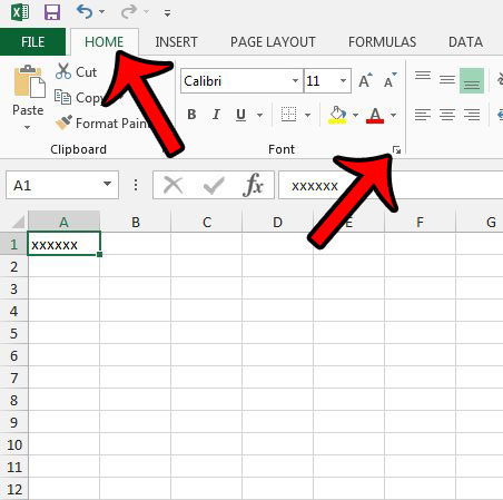 excel 2013 how to delete text box