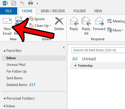 How to Create an Outlook Email Template in Outlook 2013 - Solve Your ...