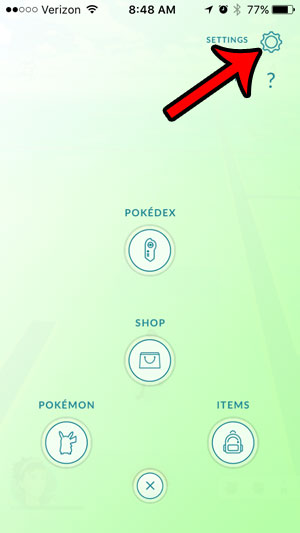 how to save battery life in pokemon go app - step 3