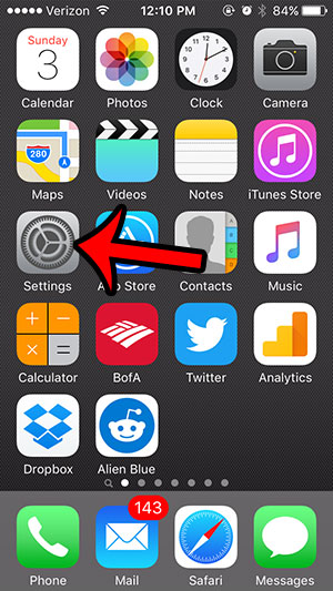 How to Enable or Disable Location Services for the iPhone