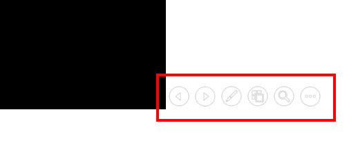 Powerpoint 2013 - How to Hide the Toolbar in Fullscreen Mode - Solve