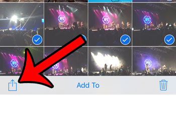 disable slideshow music on iphone