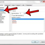 show two decimal places for all cells in excel 2013
