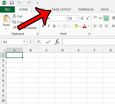 how gridlines from an excel worksheet