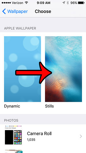 How To Remove The Picture From An Iphone Lock Screen Solve Your Tech