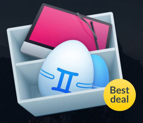 discount on the macpaw bundle - cleanmymac and gemini