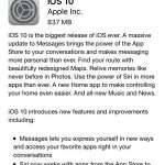 how to check for an ios update on an iphone 5