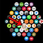 how to move an app on the apple watch