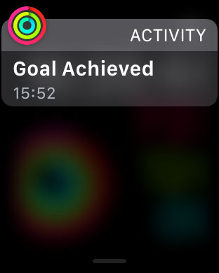 remove apple watch notification