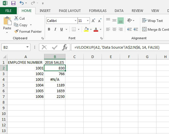 select a cell containing the formula to modify