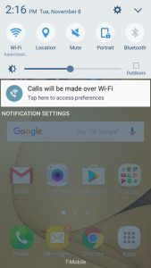 how to enable portrait orientation lock on the galaxy on5