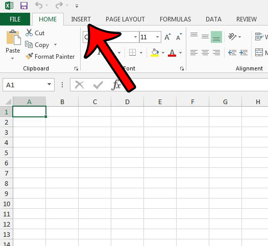 How to Change or Edit an Existing Header in Excel 2013