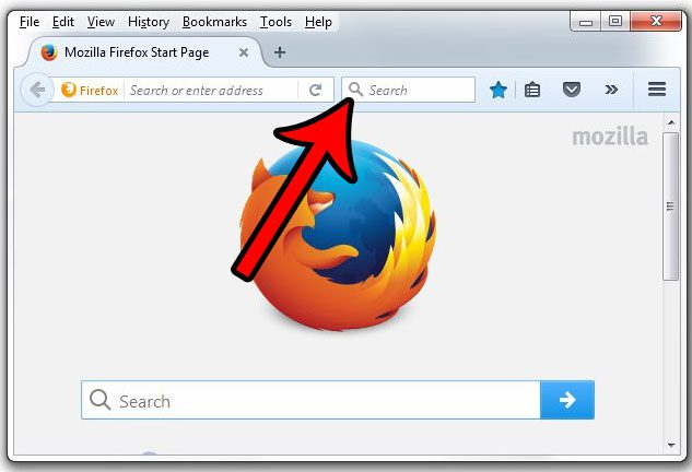 how to change the default firefox browser