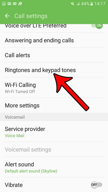 how to turn off keyboard tones in android marshmallow