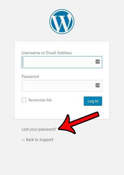 reset the admin password for your studiopress sites