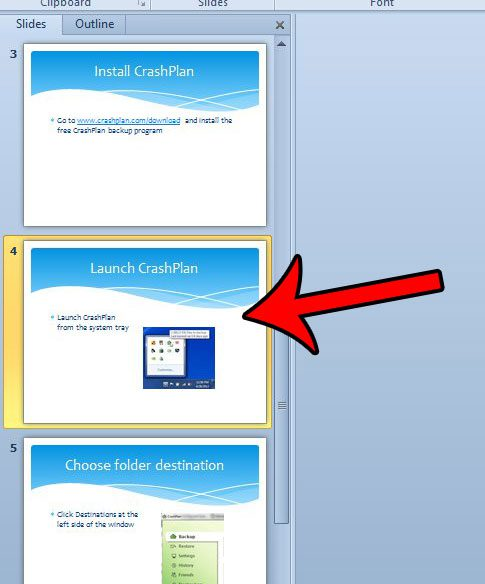 where do i add alt text in powerpoint 2010