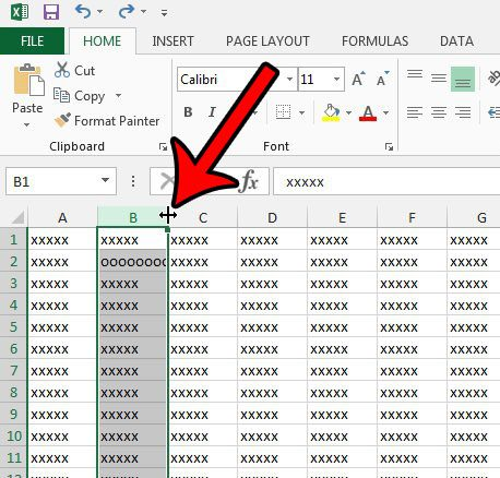 how to add a horizontal line in excel cell
