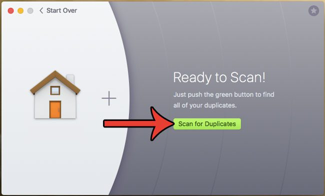 how to find and delete duplicates on a macbook