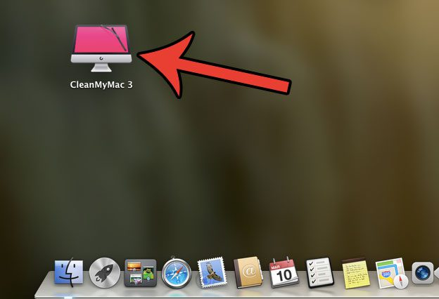 use cleanmymac to delete junk files
