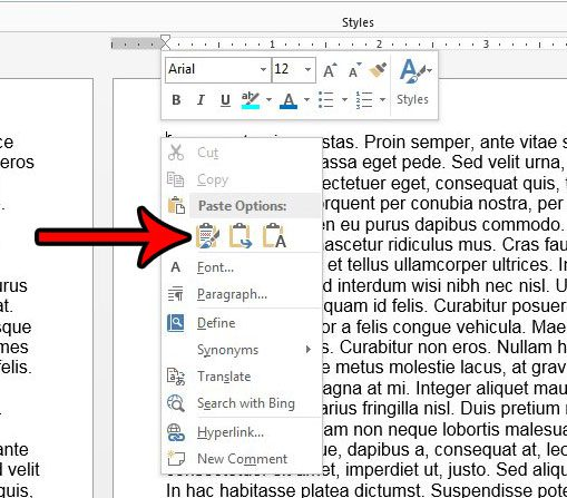 how to change the page order in word 2013