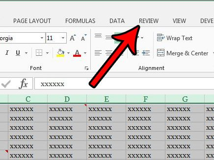 how to remove all comments in excel 2013