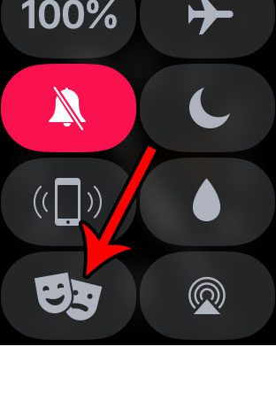 how to turn off or turn on theater mode