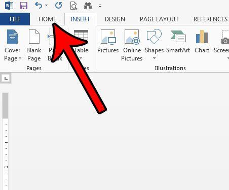 How to Make the Font Size Bigger than 72 in Word 2013