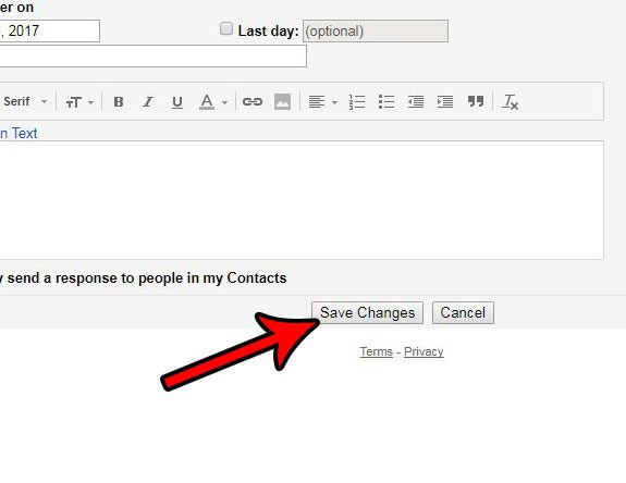 change the gmail font